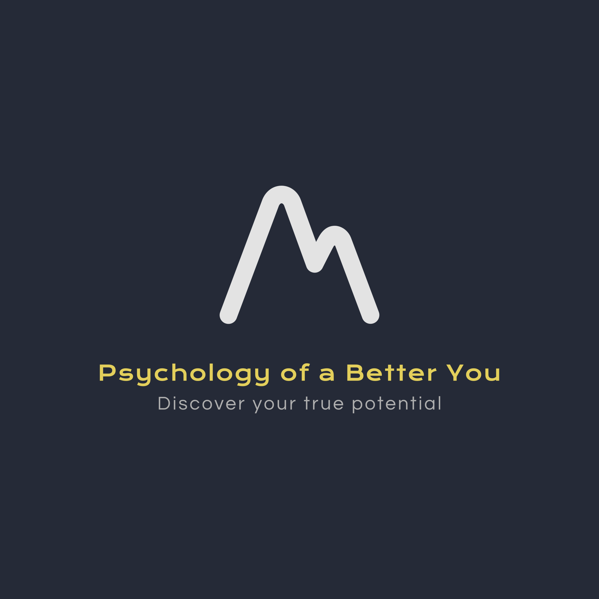 Psychology of a Better You